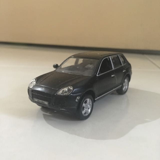 Porsche Cayenne Turbo 2002 Toy Car Toys Games On Carousell