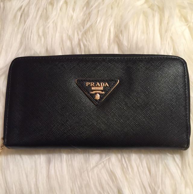 PRADA AAA Replica Wallet