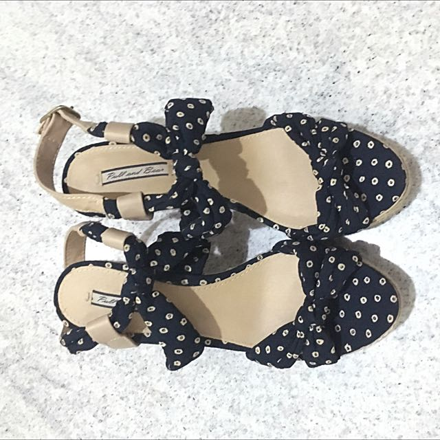 Pull And Bear Wedges