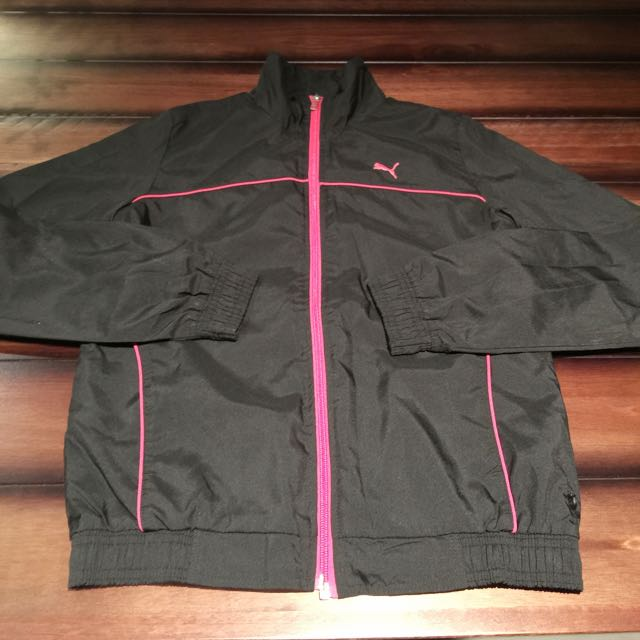 Puma Size S Zip Up Jacket