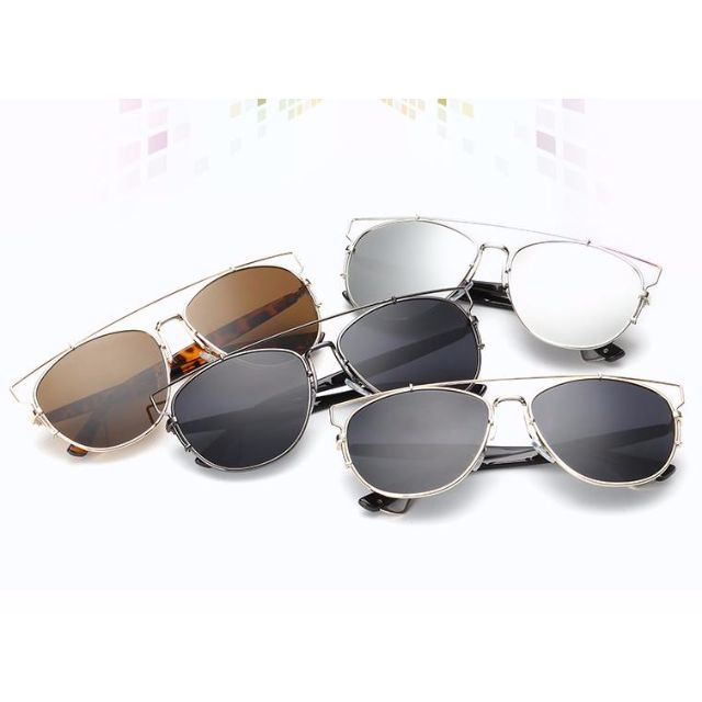 Retro Vintage Sunglasses - FREE SHIPPING