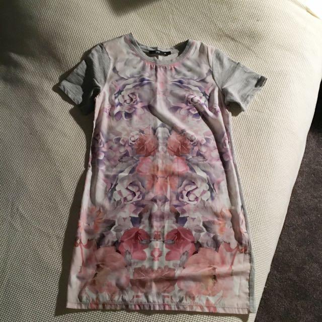 Sportsgirl T-Shirt Dress