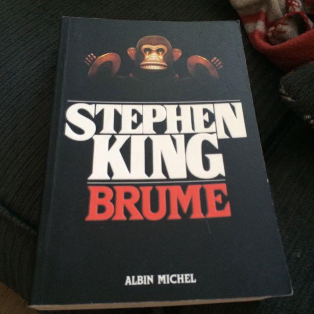 stephen king brume