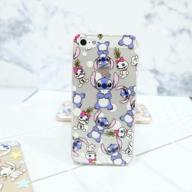 Stitch Jelly Case