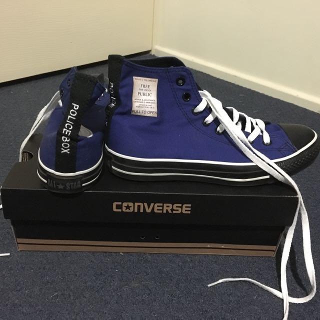 TARDIS Converse