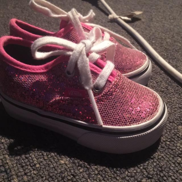 Toddler vans Girls Shoes