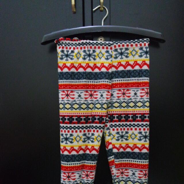 Tribal Korean Legging