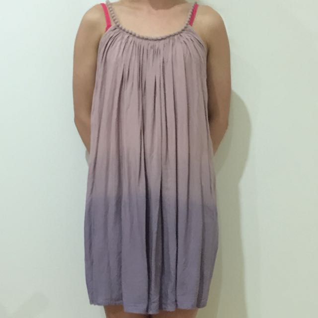 Valley Girl Ombré Dress Size 8