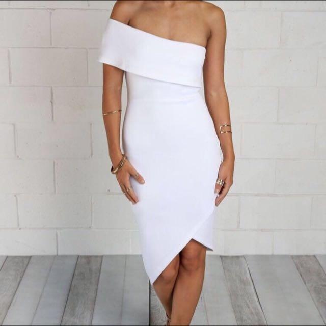 White Sunday's The Label Dress