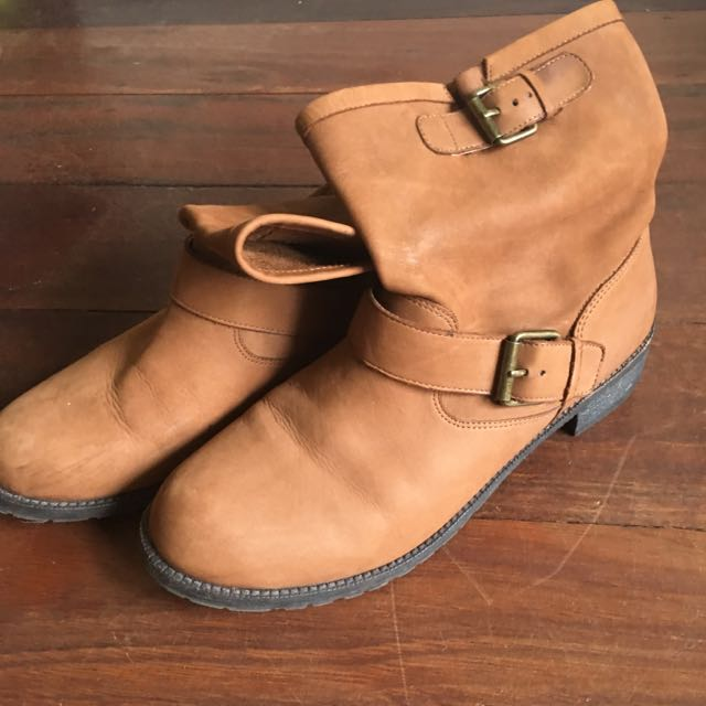 Wittner 100% Leather boots