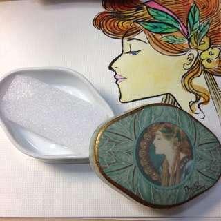 慕夏陶瓷置物小盒