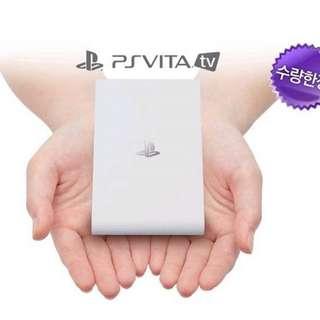 PS Vita Tv (Core Set) BRAND NEW