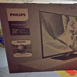 """Philips 32"""" HD LED Tv 4100 Series RESERVED"""