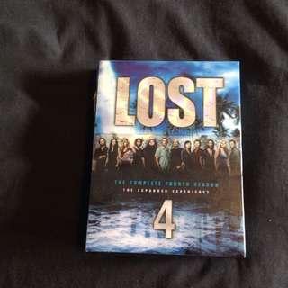 Lost Complete Season 4 6-DVD Box Set