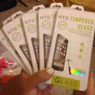 iPhone 5 Tempered Glass Screen Protectors