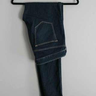 Navy Blue Jeans