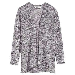 H&M: Speckled Cardigan