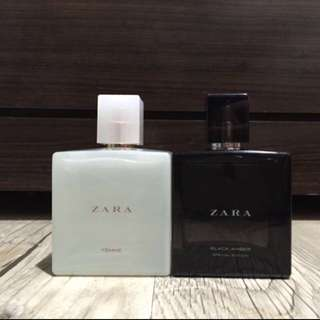 Zara香水