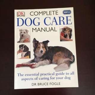 Complete Dog Care Manual RSPCA