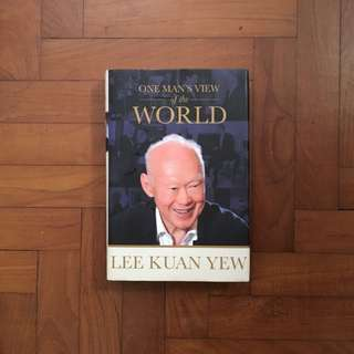 LKY: One Man's View Of The World