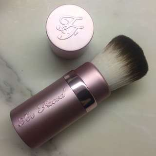 Too Faced Teddy Bear Kabuki Brush