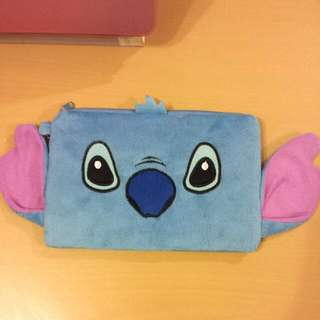 Stitch Pencil Case/Make-up Pouch