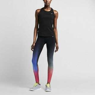 (含運) Nike 漸層 束褲 壓力褲