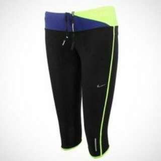 (免運) Nike 束褲 壓力褲 瑜伽褲