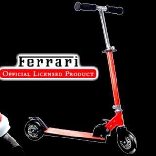 Ferrari Child Scooter