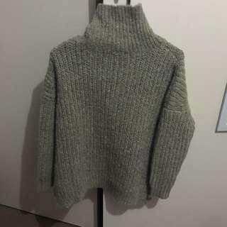 Zara Turtle Neck Knit