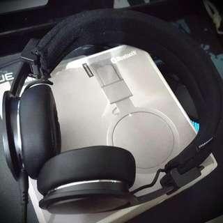 Urbanears Plattan Adv Wireless Headphone (Dark Grey)