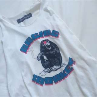 raging monkey top