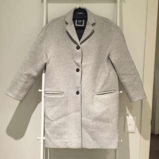 Gap Winter Coat, Boxy Fit, Size S/ Small M