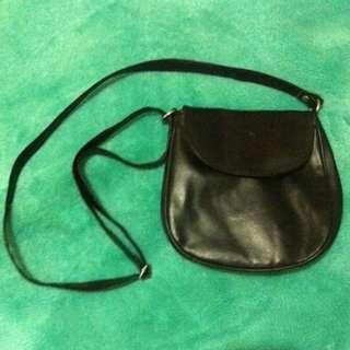 Cute Black Sling Bag