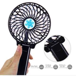 Instock - Rechargeable Portable Powerful Hand Fan
