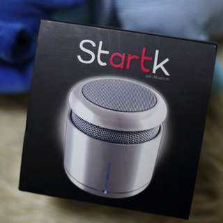 Startk portable bluetooth wireless speaker