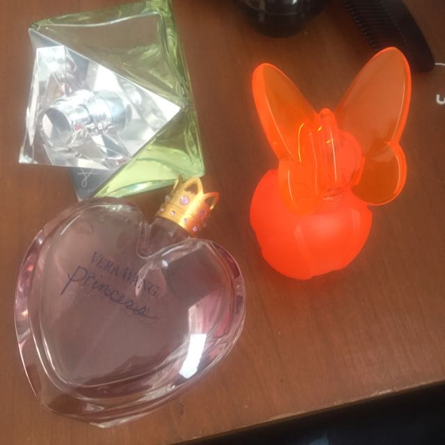 3 Perfumes For $20(pending )