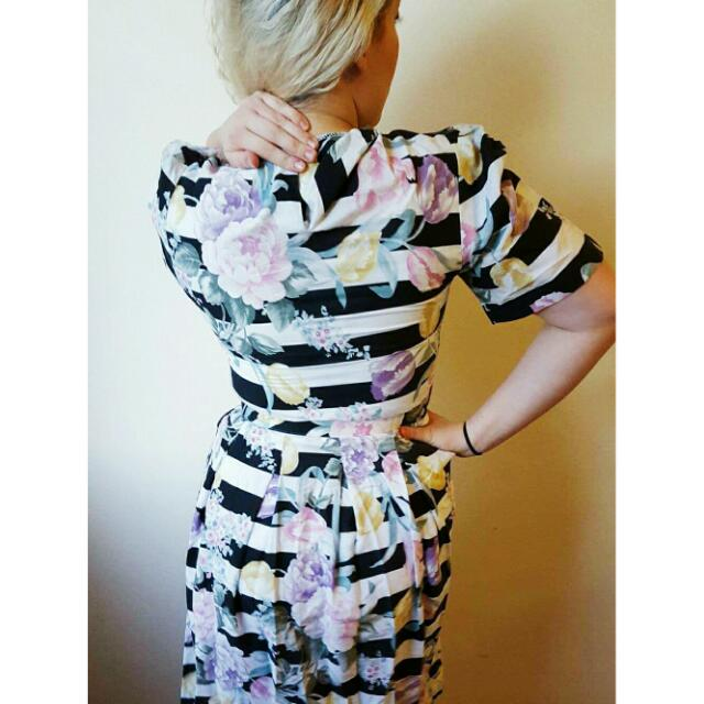 80's Quirky Dress