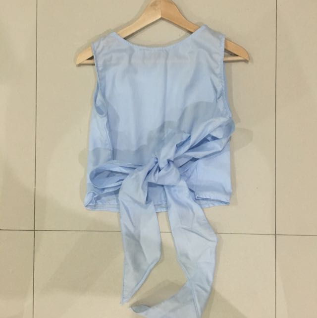 BASIC BOW TOP (local brand)