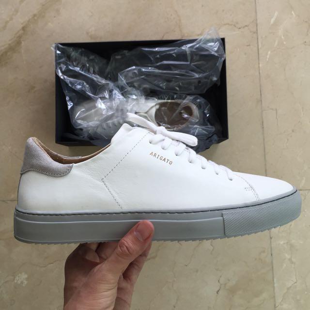 Axel Arigato Clean 90s White/grey, Men