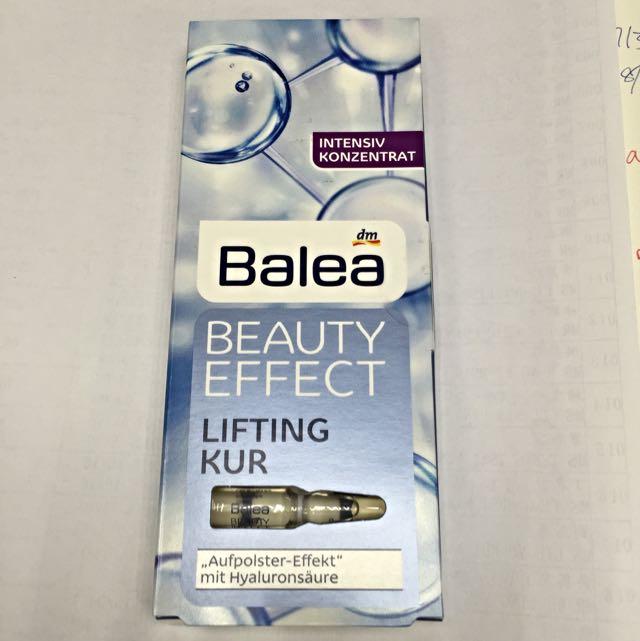 德國balea玻尿酸安瓶
