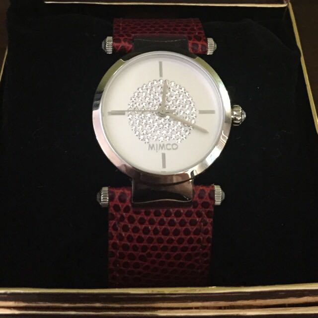 BNWOT Mimco Watch
