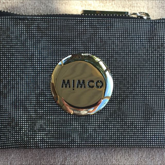 BNWT Mimco diginatrix Pouch