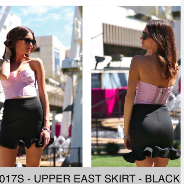 BRAND NEW Toby Heart Ginger Skirt