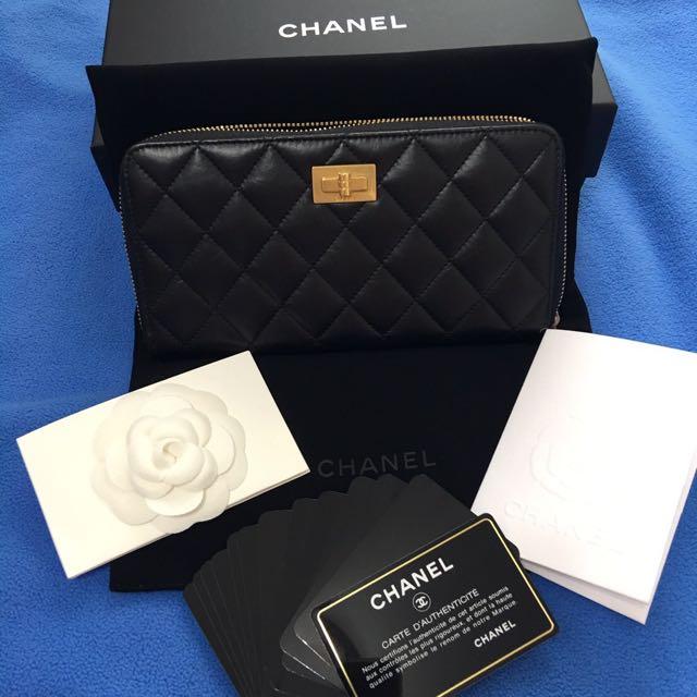 Chanel 皮夾 9.9成新