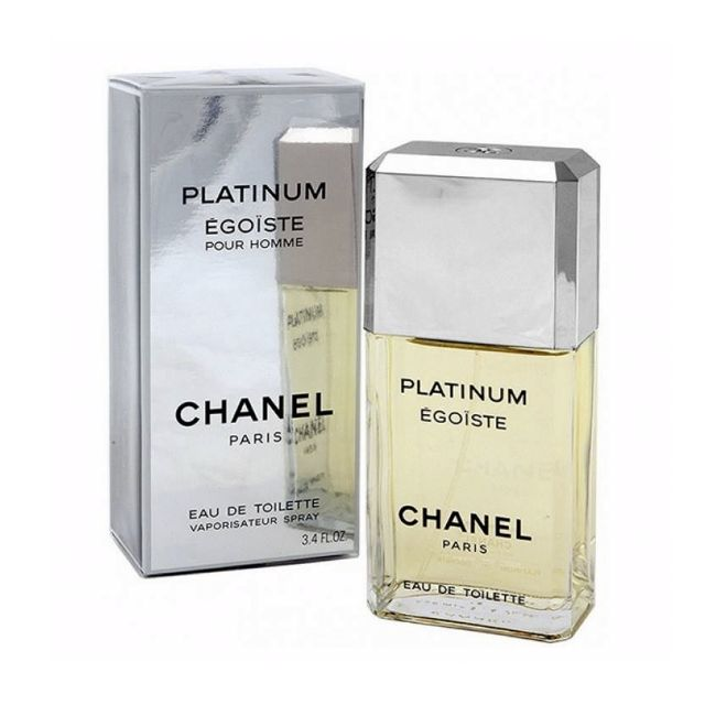 CHANEL PLATINUM EGOISTE Eau De Toilette 100ml Genuine