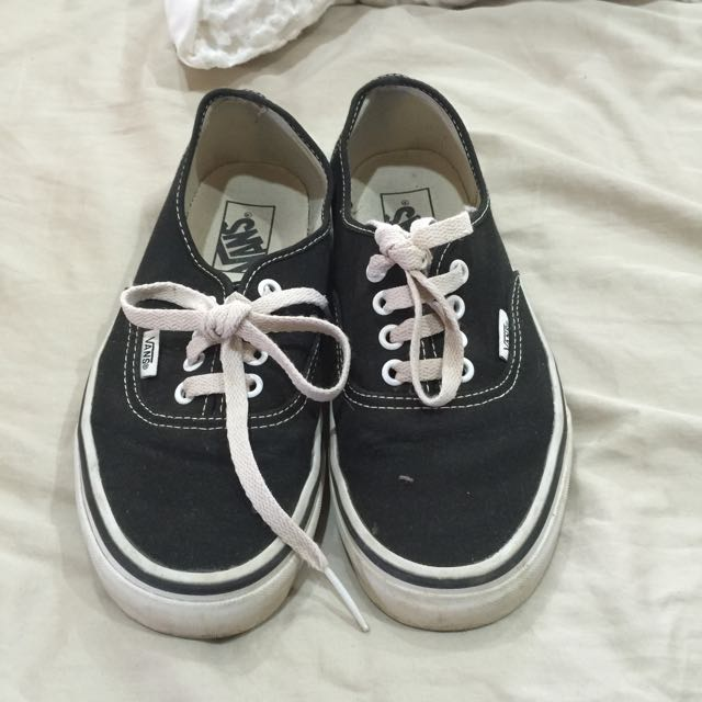 Genuine Vans Ladies 7