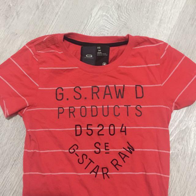 G-STAR Striped Shirt
