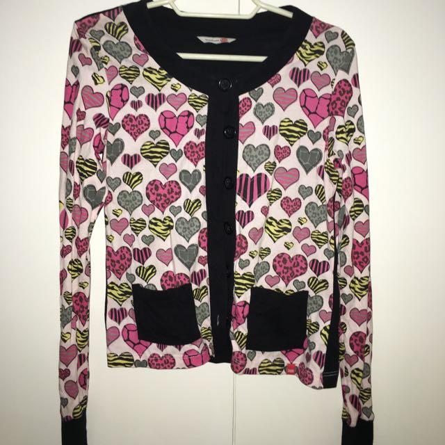Hearts jacket