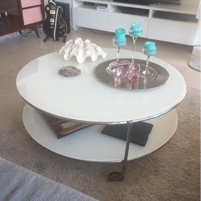 Ikea Strind Coffee Table Furniture On Carousell